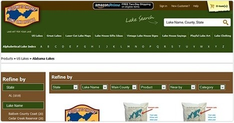 Long Lake Lifestyle: Amazon Webstore Portfolio | Amazon Webstore Design and Development | Scoop.it