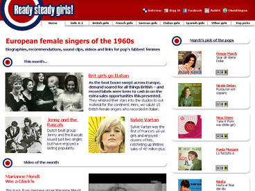 Ready steady girls!   The march of the Mods   Scoop.it