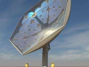 IBM solar collector magnifies sun by 2,000x (without cooking itself), costs 3x less than similar systems | Scientific and Technological Innovation | Scoop.it