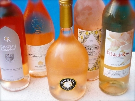 Wine with dinner? Make it pink | Vitabella Wine Daily Gossip | Scoop.it