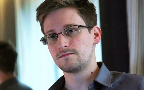 The trailer for this Edward Snowden documentary is absolutely chilling | An Eye on New Media | Scoop.it