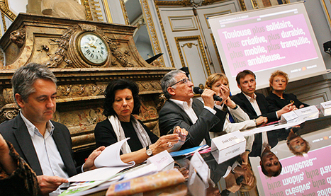 Toulouse 3 ans après l'élection de Pierre Cohen, quel bilan pour la majorité et l'opposition ? | Toulouse La Ville Rose | Scoop.it