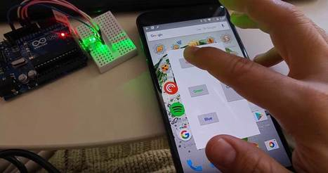 AutoArduino : le mariage d'Arduino et Tasker - techno-bidouille | Hightech, domotique, robotique et objets connectés sur le Net | Scoop.it