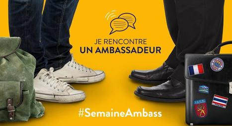 Le programme de la semaine des ambassadeurs (29.08-02.09.16)   osez la médiation   Scoop.it