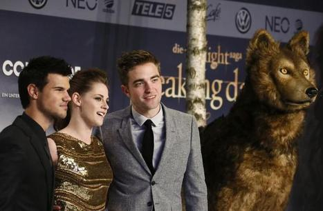 'Twilight' Stars Kristen Stewart, Robert Pattinson Are Cold As Vampires, Careerwise | For Lovers of Paranormal Romance | Scoop.it