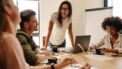 """""""Les entreprises inclusives ont des salariés plus heureux et plus engagés"""" (Boston Consulting Group) - Courrier Cadres"""