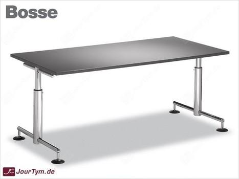 Schreibtisch Mstf 1800 Modul Space T Desk Von B