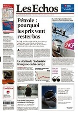 Nucléaire : Areva et EDF face à une facture imprévue - Les Échos | FUKUSHIMA INFORMATIONS | Scoop.it
