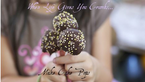 Cake Pops: Making cake out of life's crumbs - Mother Nature Network | Cake pop e dintorni | Scoop.it
