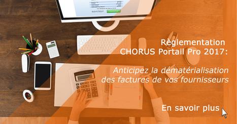 Chorus Portail Pro : la dématérialisation des factures à anticiper - Enovacom | Les systèmes d'information de santé | Scoop.it