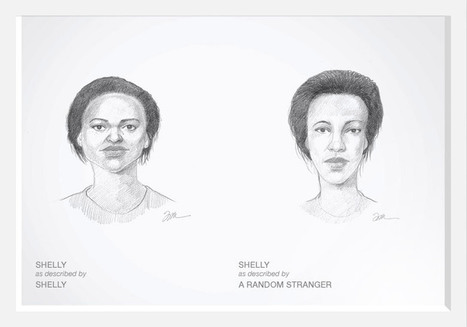 Real Beauty Sketches - Dove | Feminism and Women's Rights | Scoop.it
