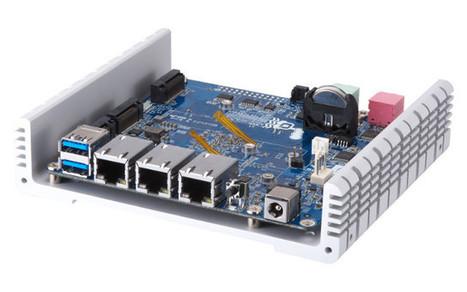 QNAP QBoat Sunny IoT Mini Server Board Official