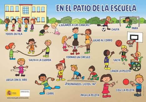 Material didáctico ELE | Español para los más pequeños | Scoop.it
