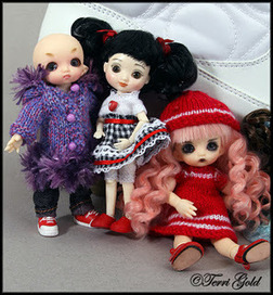 Collecting Fashion Dolls by Terri Gold: The Puki Pukis | Fashion Dolls | Scoop.it
