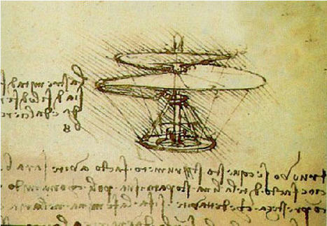 Democratising Da Vinci (or why technology in schools is a no-brainer for the world) | #classroomtech | Scoop.it