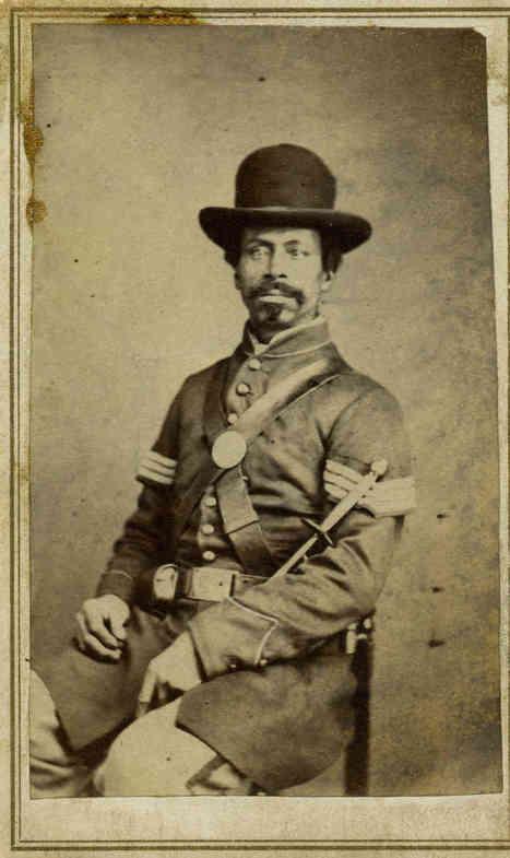 African-American Faces Of The Civil War : NPR | Grimes Music & Social Media Scoop | Scoop.it