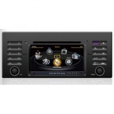 Autoradio DVD GPS BMW 5 E39/E53/M5 avec function 3G WIFI écran tactile, Bluetooth, SD, TNT, USB | Autoradio BMW | Scoop.it