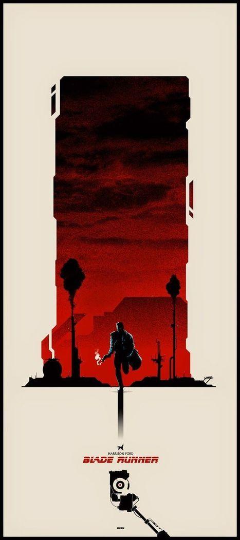 25 posters originaux de films cultes | Design Spartan : Art digital, digital painting, webdesign, ressources, tutoriels, inspiration | web design | Scoop.it