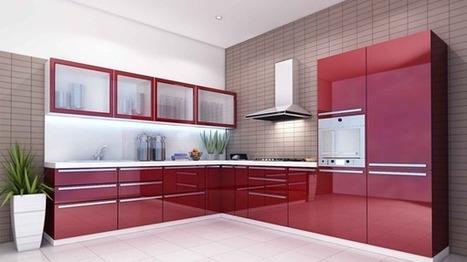 Stylish Modular Kitchen Designs In Hyderabad