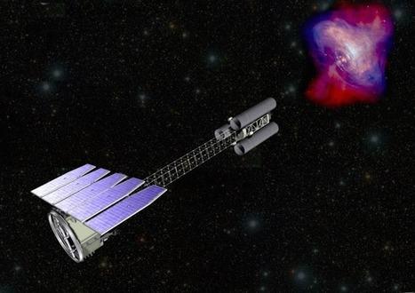 Une nouvelle mission spatiale à l'assaut des trous noirs | C@fé des Sciences | Scoop.it