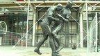 Zidane's head-butt cast in bronze   NYL - News YOU Like   Scoop.it