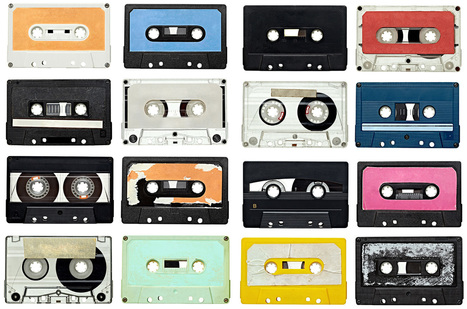 U.S. Cassette Album Sales Increased by 74% in 2016, Led by 'Guardians' Soundtrack | Musicbiz | Scoop.it