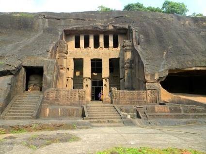 A1 > C2 : La visite aux grottes de Kanheri | Best-of : Mumbaikar in French | Scoop.it