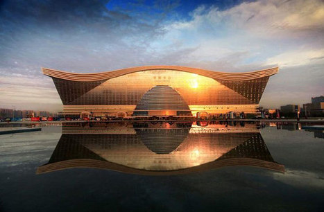 china completes the largest building in the world | Art History & Literary Studies | Scoop.it