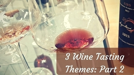 3 Southern Wine Tasting Themes: Part 2 | Wine, history and culture... | Scoop.it