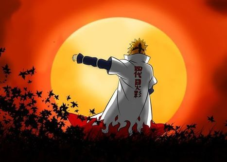 Minato 4th Hokage Wallpapers In Hd Wallpapers Scoopit