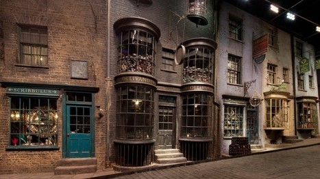 Diagon Alley From Harry Potter is Now on Google Street View   Photographic   Scoop.it