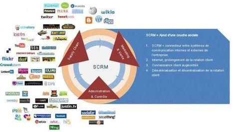 Le Social CRM : la Relation Client sur les réseaux sociaux | Entreprise et Stratégie Digitale | Scoop.it