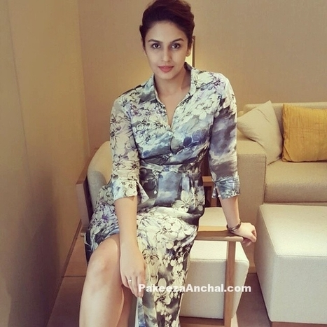 Huma Qureshi In Indian Fashion Updates Scoop It