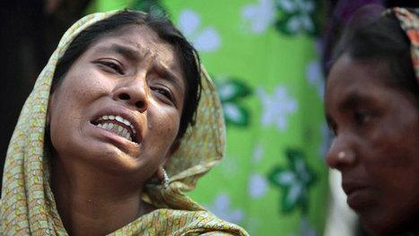 Bangladesh garment factory collapse kills more than 230 - World - CBC News   Sustainable Procurement News   Scoop.it