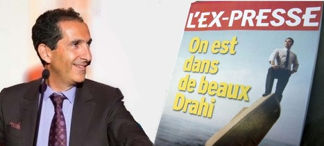 Grève au sein du groupe «L'Express»   DocPresseESJ   Scoop.it