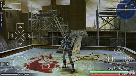 Game Ppsspp Resident Evil - hawaiifasr