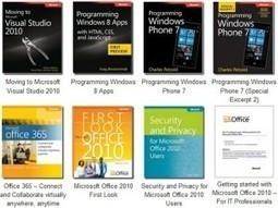 Microsoft nos deja descargar 80 libros digitales totalmente gratis | Blog de Computacion | Ultimate Tech-News | Scoop.it