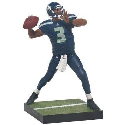 f5772edb1 McFarlane Toys NFL Series 33 Russell Wilson Figure