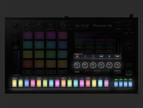 Pioneer just made the hardware sampler that NI, Akai didn't   independent musician resources   Scoop.it