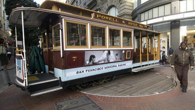 San Francisco by cable car - travel tips and articles - Lonely Planet | World Travel | Scoop.it