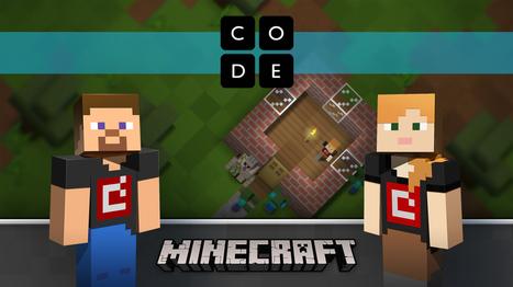 Microsoft haastaa suomalaiset koodaamaan Minecraft Hour of Code -tutorialin avulla | Digital TSL | Scoop.it