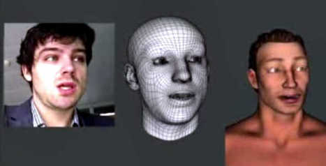Kinect Avatar Animation - iProgrammer | cool stuff from research | Scoop.it