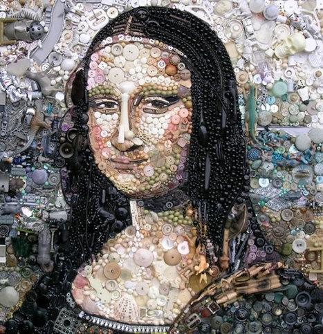 Recycled Art by Jane Perkins | Art Works | Scoop.it