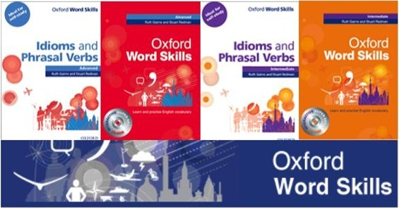 oxford word skills advanced  Oxford Word Skills | tools for teaching and lea...