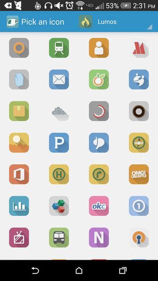 Så piffar du upp ikonerna i Android | Mobilt | Scoop.it