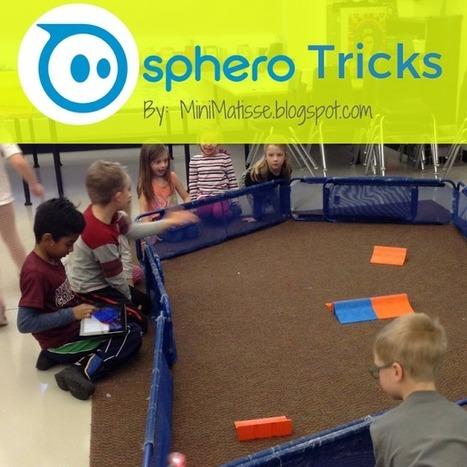 Sphero Tricks | Edu Technology | Scoop.it