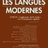 Pédagogie et didactique des langues