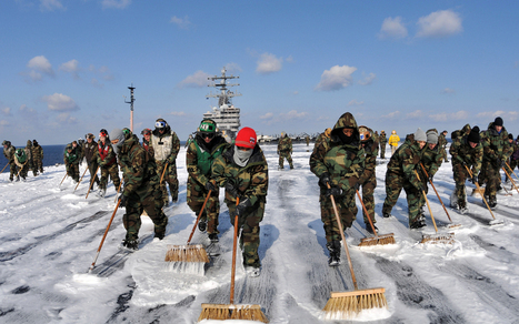 Sailors report illness after Fukushima mission —is it radiation-related?   Daily Crew   Scoop.it