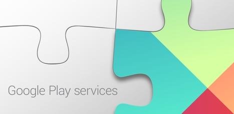 Google déploie la mise à jour de Google Play Services 5.0 | netnavig | Scoop.it