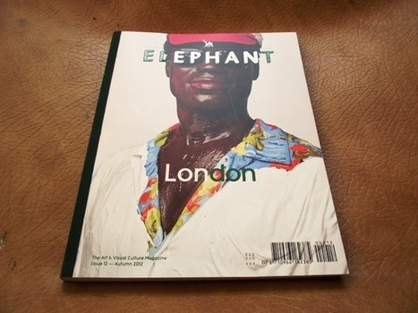 Elephant, Autumn 2012, #12 review on Magpile   Visual Culture and Communication   Scoop.it